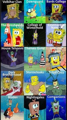 Skyrim factions effectively explained