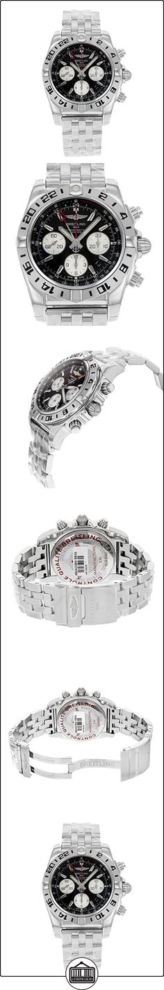 Breitling AB0420B9/BB56-375A Chronomat 44 GMT Automatic Men's Watch  ✿ Relojes para hombre - (Lujo) ✿