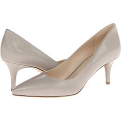 just need some grey heels for winter! Nine West Margot