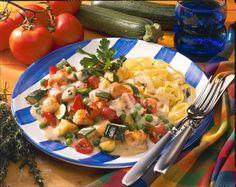 Zucchini-Puten-Ragout Rezept | LECKER