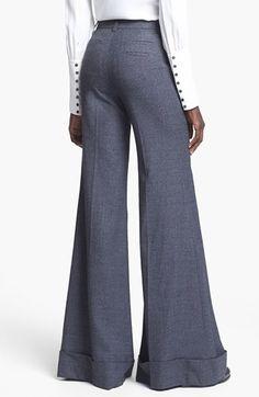 Rachel Zoe 'Darlene' Extreme Wide Leg Pants (Long) | Nordstrom