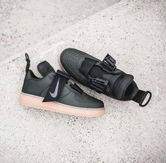 """wholesale dealer 170d5 c6739  everysize on Instagram  """" nike Air Force 1 07 Utility 💯 • A fusion of  style and techwear 🔥 • 📸  solebox  airforce  airforce1  nikeairforce  AF1  ..."""