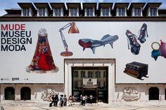 MUDE Lisbon Design and Fashion Museum RICARDO CARVALHO + JOANA VILHENA ARQUITECTOS