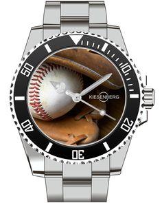 Baseball MLB  Watch - Men Watch Jewelry Baseball Bat Gift Present for Men- Watch 1995 von UHR63 auf Etsy