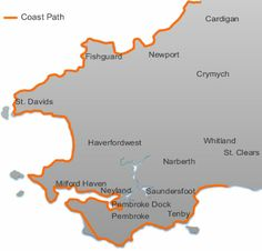 Visit Pembrokeshire - the official travel guide. Explore our National Park & Coast Path. Discover adventures & activities, things to do, places to stay. Pembroke Dock, Pembrokeshire Coast Path, Milford Haven, Brecon Beacons, Adventure Activities, Cymru, Welsh, Beautiful Landscapes, Norway