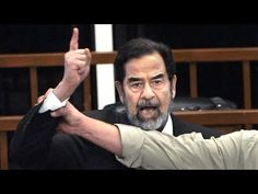 The Trial of Saddam Hussein (BBC ORIGINAL) - YouTube