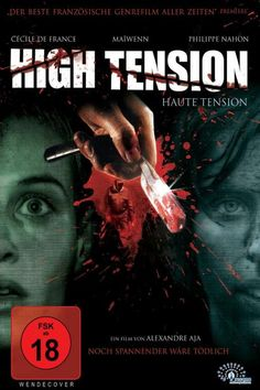 Watch High Tension : Full Length Movies Best Friends Marie And Alexia Decide To Spend A Quiet Weekend At Alexia's Parents' Secluded Farmhouse. Movies 2014, Hd Movies, Film Movie, Movies Online, Haute Tension, High Tension, Halloween Movies List, Scary Movies, Horror Movie Posters