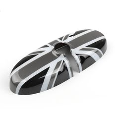 Areyourshop UK Flag Checkered Rear View Mirror Cover Housing for Mini Cooper White Mini Cooper, Red And Blue, Black And Grey, Gray, Mini Cooper Accessories, Mirror House, Mini Countryman, Uk Flag, Electronic Items