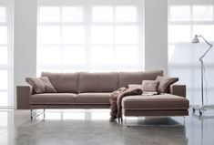 Canapé Link de Doimo Salotti Living Divani, Canapé Design, Sofas, Sweet Home, New Homes, Couch, Furniture, Home Decor, Decor Ideas