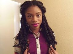 How to: Natural Looking Havana Twists