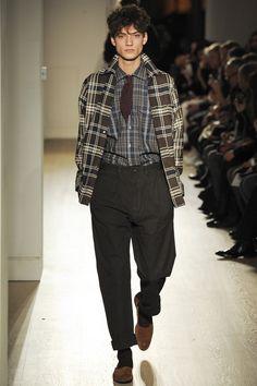 Dunhill, autumn/winter 2015 menswear