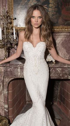 Berta Bridal Fall 2015 Wedding Dresses- Part 1 | http://www.deerpearlflowers.com/berta-bridal-fall-2015-wedding-dresses-part-1/
