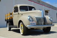 1941 Ford Flatbed Truck ★。☆。JpM ENTERTAINMENT ☆。★。