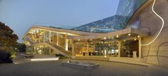 Vivanta Hotel in Whitefield, Bangalore, India by WOW Architects | Warner Wong Design
