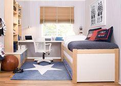 Dormitorio Juvenil Modular de Gama Alta