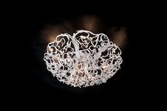 Be inspired by our contemporary lighting collections, handmade in our atelier. Since designer William Brand created over 30 designer lighting ► Lighting Design, Objects, Sparkle, Ceiling Lights, Sculpture, Contemporary, Eyes, Crystals, Elegant