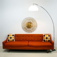 1970s Arc Lamp now featured on Fab.