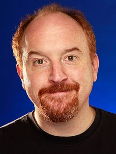 To some fans of his not-exactly-a-sitcom Louie, Louis C. simply appeared a few years ago, fully formed and acclaimed by his peers as perhaps the most skilled, dedicated comedic craftsmen working today. Comedy Actors, Louis Ck, Amy Schumer, Natural Redhead, People Laughing, Infp, Introvert, Kinds Of People, Celebs