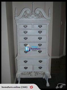 French Furniture cute tall: Reminds me of the wardrobe in Beauty and the Beast