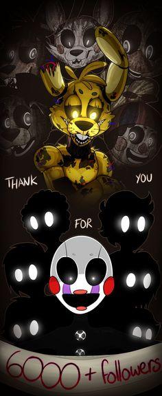 Five Nights At Freddy's 3: 6k by AnimatronicBunny on DeviantArt