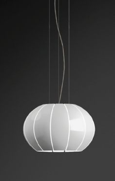 Vibia Citrus 0105 Hanging Lamp - Citrus is a hanging lamp with a high visual impact in terms of design and light quality.The light can be dimmed if dimmable bulbs are used. Contemporary, Modern, Lighting Design, Diffuser, Lights, Chandeliers, Interior, Sketch, Pendants