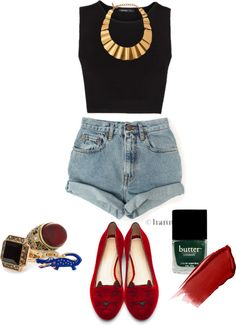 """Nylon Style"" by xlaurenx on Polyvore"