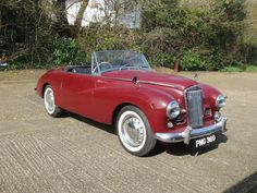 Classic Cars British, Old Classic Cars, Vintage Cars, Antique Cars, Old Fashioned Cars, Mk 1, Old Cars, Motor Car, Cars And Motorcycles