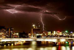 Bild zu Gewitter, Brisbane