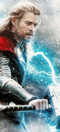 #Pelicula | Chris Hemsworth en #Thor www.beewatcher.es