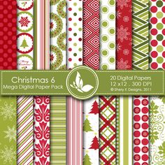 *This listing is for 20 printable High Quality Digital papers.    *Each paper measures 12 x 12 inch, 300 DPI.