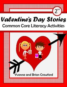 1000 images about valentine 39 s day on pinterest valentines 2nd grades and literacy activities. Black Bedroom Furniture Sets. Home Design Ideas