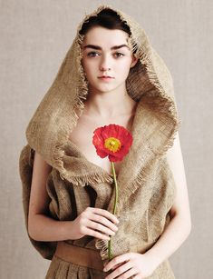 Maisie Williams - Dazed Confused Magazine 2015
