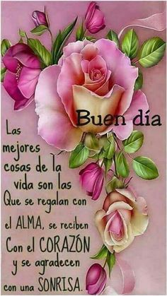 Pin by madeline martinez on spanish scripture/buenos dias тю Good Morning In Spanish, Good Morning Funny, Good Morning Messages, Good Morning Good Night, Good Morning Wishes, Good Morning Quotes, Night Quotes, Spanish Greetings, Birthday Cards