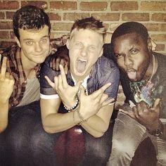 Jack, Xander and Dayo :)