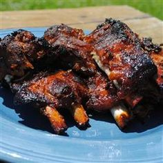 Filipino Ribs With Pork Spareribs, Onions, Onions, Soy Sauce, Ground Black Pepper, Star Anise, Vegetable Oil, Fresh Ginger, Honey, Brown Sugar, Worcestershire Sauce, Lemon Juice