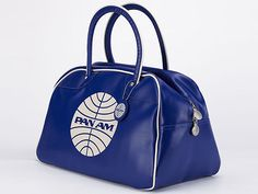 The planes were glamorous, the pilots heroic and the stewardesses were the most desirable women in the world - that's what Pan Am is all about. If you really want to embrace the Pan Am trend you MUST buy a holdall bag  - perfect for a weekend getaway £39.95, Amazon  -Cosmopolitan.co.uk