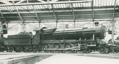 GWR Saint Class 4-6-0 by Churchward at Swindon Works