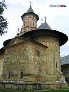Biserica Mănăstirii Neamţ