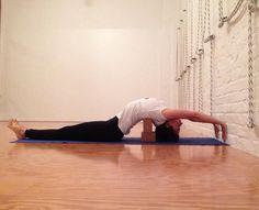 "138 Likes, 2 Comments - Svenja Karstens (@svenjakarstens) on Instagram: ""#iyengaryoga #yogaprops #yogawithprops #yogalove #hathayoga #opentheheart #backbend"""