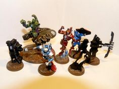 The Necron Avengers! - Conversion Corner - Spikey Bits