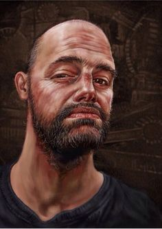 The Beard. #portrait