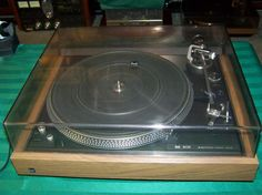 Dual CS-606 Direct Drive Turntable