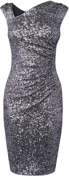 Jazz Sequin Dress