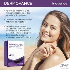Cuida tu #piel y prepárala para el sol con Inovance DERMOVANCE