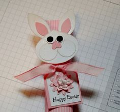 beth paper cuts | Beth's Paper Cuts: Punch Art Bunny | holiday