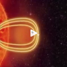 When charged particles from the sun strike atoms in Earth's atmosphere, they cause electrons in the atoms to move to a higher-energy state. When the electrons drop back to a lower energy state, they r Earth And Space Science, Earth From Space, Science And Nature, Astronomy Facts, Space And Astronomy, Constellations, Space Facts, Hubble Images, Hubble Space Telescope