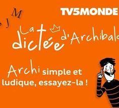 Te invitamos a conocer nuestra nueva sección de Dictados interactivos gratuitos para evaluar y practicar tu francés. Dictados divertidos sobre temas variados y para todos los niveles. Vas a amar los dictados! #FLE #Francés #MeGusta #AmoElFrancés #AprenderFrancés Visita nuestra página dictee.tv5monde.com para comenzar y comparte con nosotros tu experiencia!