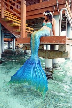 The Aries Witch ♈ Finfolk productions silicone mermaid tail
