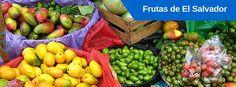 Frutas que debes probar en tu visita a El Salvador. Frutas típicas de El Salvador. Frutas de Temporada. Mangos, anonas, nances, jocote, marañon, paterna