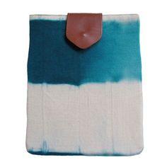 Mercado Global Dip-Dyed iPad Case